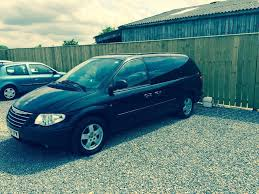 chrysler grand voyager 2 8 exec xs crd automatic 7 seater 2008