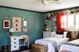 Vintage Eclectic Bedroom Ideas 1950 U0027s Vintage Eclectic Southern Charmer Home Tour Domicile 37