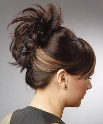 Hochsteckfrisurenen Glattes Haar by Coole Hochsteckfrisuren Glatte Haare Kurzhaarfrisuren Bilder