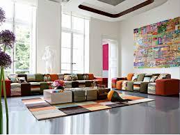 voyage immobile modular sofa collection nouveaux classiques