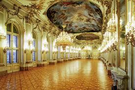 of opulence and finery schönbrunn palace vienna