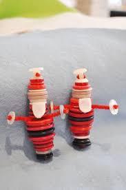 Christmas Ornaments Crafts Martha Stewart by 75 Best Christmas Craft Button Ornaments Images On Pinterest