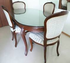 oval shape dining table 5 dining tables and chairs for sale from 350 onwards 02 june 2013