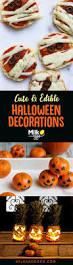 cute u0026 edible halloween decorations u2013 milk and eggs