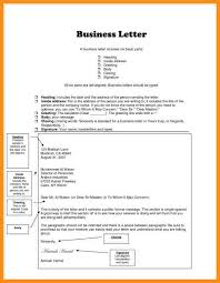 ideas collection how to format a business letter heading about