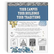 college coloring books color your own u s naval academy