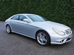 55 amg mercedes for sale mercedes cls 55 amg for sale 2006 on car and uk c690889