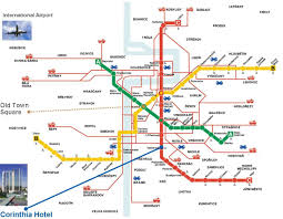 Prague Subway Map by Isc 2012 Industrial Simulation Conference June 4 6 2012 Brno