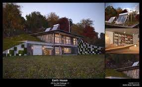 Earth Sheltered Home Plans by Earth House House Pallavincini Arni Switzerland Home Swee