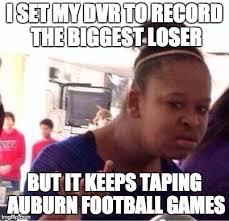 Auburn Memes - black girl wat meme imgflip