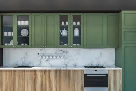 grey green kitchen cabinets 27 kitchen cabinet colors that pop mymove
