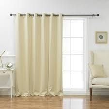 Blackout Curtain Panels With Grommets Alcott Hill Scarsdale Extra Solid Blackout Thermal Grommet Single
