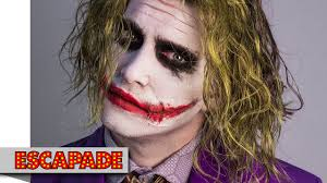 joker makeup tutorial halloween makeup ideas youtube