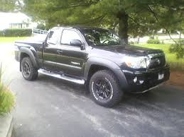 tire size with no lift tacoma