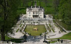 Build A Small Castle Linderhof Palace Wikipedia