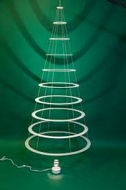 7 5ft undecorated hanging tree modern christmas trees