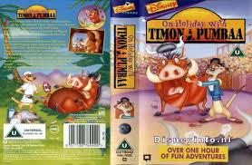 Adventures Of The Little Toaster Timon And Pumbaa Videography Disney Wiki Fandom Powered By Wikia