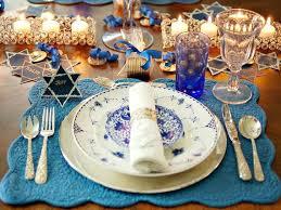 hanukkah tableware hanukkah table decorations party ideas hanukkah