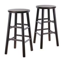 Extra Tall Bar Stools Furniture Black Metal 30 Inch Bar Stools With Round Seat For