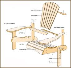 Outdoor Furniture Plans by 20 Best Adirondack Chair Plans Images On Pinterest Woodwork