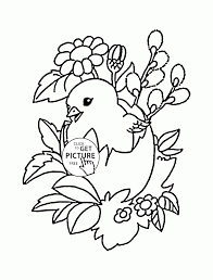 easter coloring page for kids holidays coloring pages
