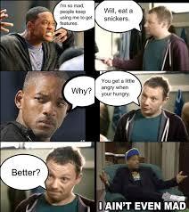 Snickers Commercial Meme - will eat a snickers meme meme shuffle pinterest meme