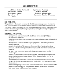 Territory Manager Job Description Resume by Job Description Sample National Job Descriptions Laws