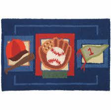 baseball rugs and furniture