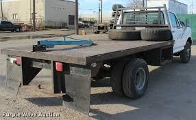 Vintage Ford Truck Mud Flaps - 1993 ford f450 super duty flatbed pickup truck item l4950