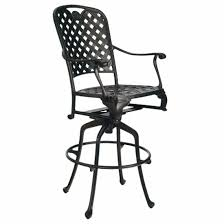 Outdoor Swivel Bar Stool Provance 30 Outdoor Swivel Bar Stool