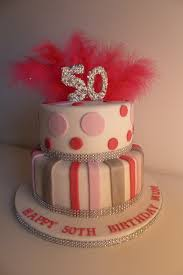tiered 50th birthday cake cakes by siobhan cakes by siobhan