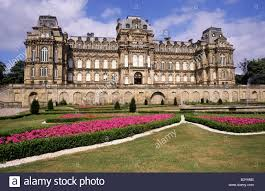 French Chateau Style Homes by The Bowes Museum Castle Barnard County Durham England Uk French