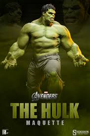 marvel hulk maquette sideshow collectibles sideshow collectibles