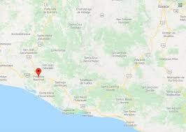 Oaxaca Mexico Map H5n1 Mexico Earthquake Affects Residents Of The Oaxaca Coast