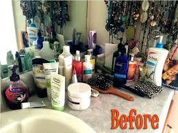Bathroom Vanity Organizers Ideas Bathroom Vanity Organizer Bathroom Drawer Organizers Vanity