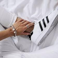 pearl style bracelet images Adidas bracelet details fashion jeans jewlery minimalism jpg