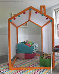 Ana White How To Build A Loft Bed Diy Projects by Ana White Build A 2x2 Indoor Playhouse Frame Free And Easy Diy