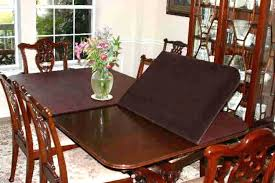 flannel backed vinyl table pad table pads round custom table pad table pads custom guen info