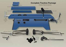 what is a traction table lumbar traction table traction massage table roller massage table