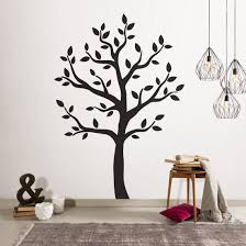 Easy Apply Wallpaper by Amazon Com Timber Artbox Large Black Tree Wall Decal The Easy
