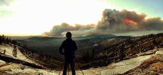 Wildfire Yosemite 2013 by How Much Of Yosemite Will Burn In A Fire Fueled By Climate Change