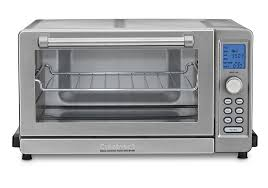 Can You Cook Cookies In A Toaster Oven Amazon Com Cuisinart Tob 135n Deluxe Convection Toaster Oven