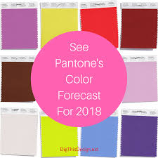 pantone fall color picks u0026 what is the color forecast for 2018