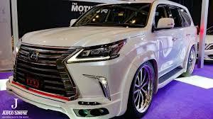 lexus lx 2016 japan hd zeus luv line lexus lx570 modified tokyo auto salon 2017
