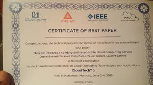 Map Of The Problematique Best Paper Cloudtech15 Jpg
