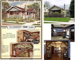 Panel Kit Homes by The Sears Osborn And Oriental Peaks Oklahoma Houses By Mail
