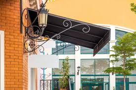 Awning Pros U0026 Cons On Black Coloured Awning