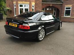 bmw 330ci coupe black 2004 e46 330 m sport in dorridge