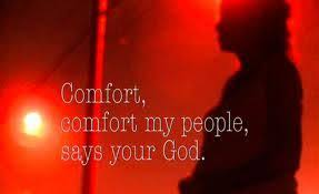 Beautiful Words Of Comfort Sermo Dei Advent Iii Comfort Comfort My People Esgetology
