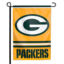 green bay packers lawn decor packers flags packers patio
